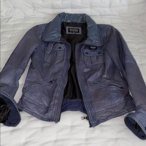 Leather Jacket by Bershka